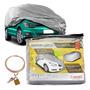 Capa Cobrir Carro Com Cadeado Automotiva Protetora Forrada