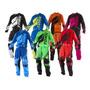 Roupa Trilha Calça Camisa Factory Edition Pro Tork Infantil