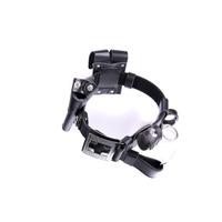 Cinturao de couro com acessórios - PMMG