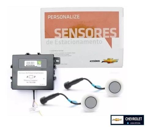 Kit Sensor Estacionamento Cobalt Spin 2012/2018 Original