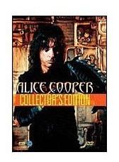 Dvd Box Alice Cooper - Collector