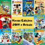 50 Edições Disney 2019 Numero 0 A 3 Lançamento P/ Atacado