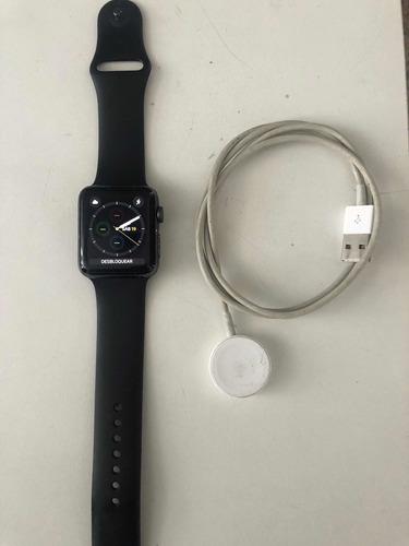 Apple Watch Series 2 - 42mm / Três Pulseiras!!! Semi Novo!!! Original