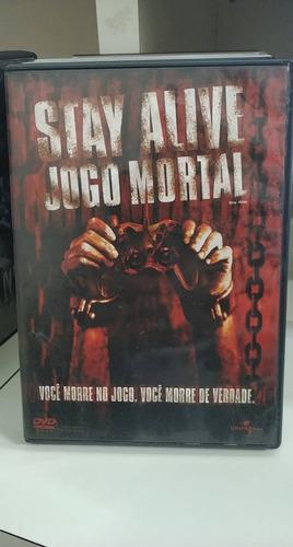Stay Alive - Jogo Mortal - Dvd Original