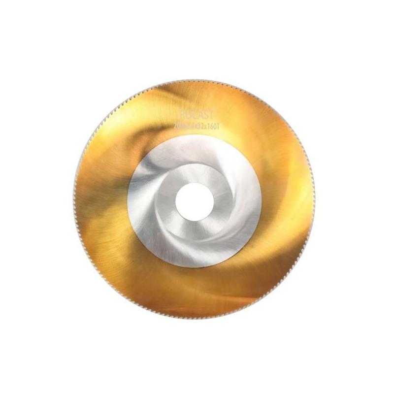Serra Circular HSS/TIN 80 x 1,00 x 100 D-Rocast
