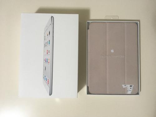 iPad Mini 2 + Case Apple Original