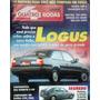 Quatro Rodas N°392/março 1993/vw Logus/fusca/escort 2.oi Xr3