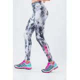 Legging Estampada Light Acizentada