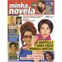 Revista Minha Novela 103 Agosto 2001 Capa P Dos Milagres