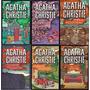 Kit Livros Agatha Christie 6 Livros Em Capa Dura Ed Luxo