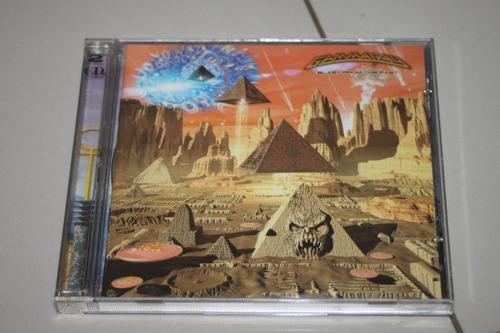 Gamma Ray - Blast From The Past Cd Duplo Maiden Helloween Original