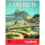 Revista 3 Américas N° 10 Varig 1958