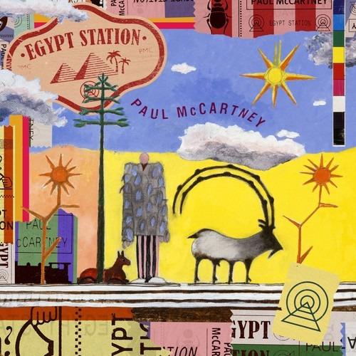 Cd Mccartney,paul Egypt Station