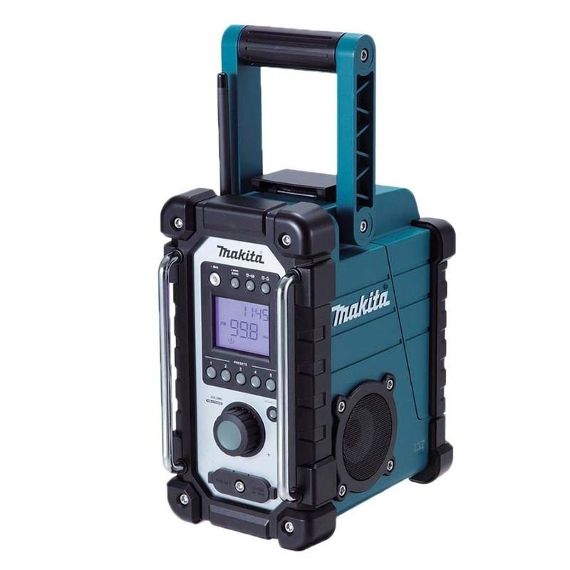 Radio a Bateria AM/FM - BMR102 - Makita - 110V