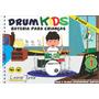 Drum Kids Bateria Para Crianças Módulo 1