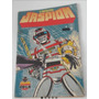 O Fantástico Jaspion Nº 7 Edit Abril 1989 Bom Estado Raro