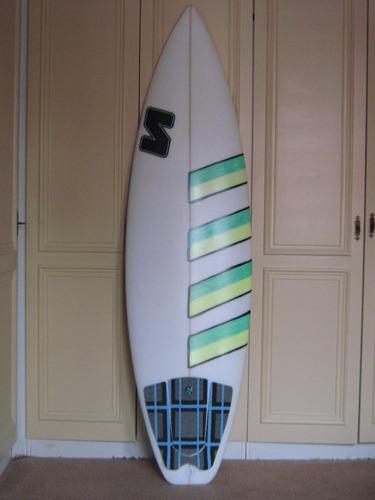 Prancha De Surf Feita Na Europa Modelo The Arrow 6'0 Original