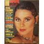 Manchete 1982 Vera Fischer Xuxa Reveillon Verissimo
