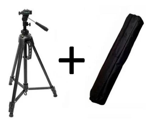 Tripé Universal Fotográfico Profissional Nikon Canon 1.50 Cm Original