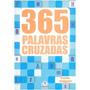 Livro 365 Palavras Cruzadas Vol 1 Ciranda Cultural