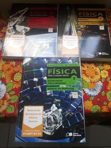 Física Para O Ensino Médio. Volumes 1°, 2° E 3° Anos, Fuke Original