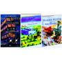 Kit Livros Harry Potter Ilustrados 3 Livros Lacrados