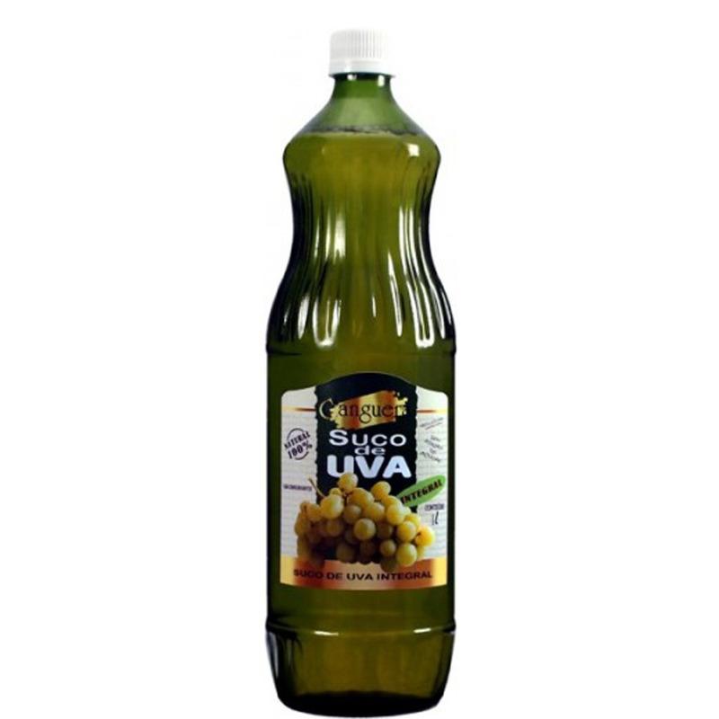 Suco de Uva Branco 1L - Canguera