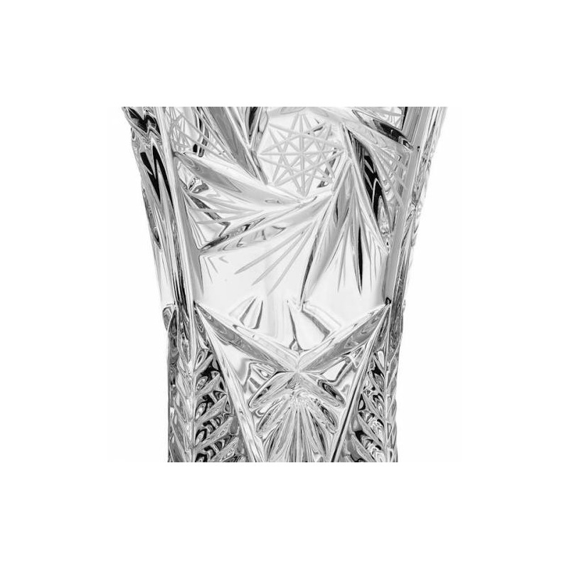 Vaso Cristal 30Cm Pinwheel