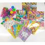 Kit De Recreação Infantil livros massinhas forminhas