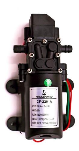 Bomba D'água Solar Alta Pressão 12v 110psi - Pronta Entrega Original
