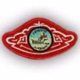 Patch / Distintivo Bordado Mergulhador Peito