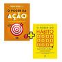 Kit Livro O Poder Do Habito O Poder Da Ação Envio Rápido