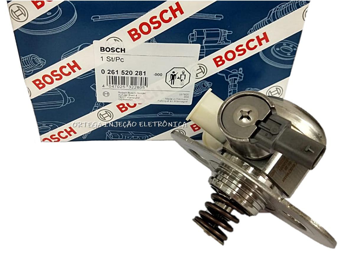 Bomba De Alta Pressão Bosch 0261520281 Bmw X3 Z4 13518604229