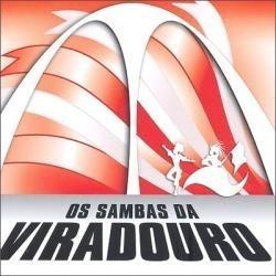 Cd Os Sambas Da Viradouro Original