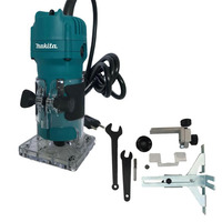 "Tupia 6 mm (1/4"") 530 Watts - 3709 - Makita"