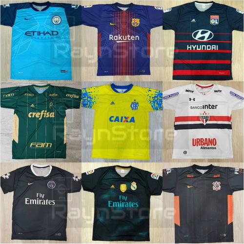 2b51730621 comprar Camisa De Time Futebol Atacado Revenda E $ganhe- Raynstore® ...