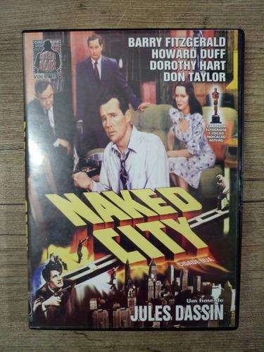 Dvd  Naked City Original