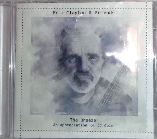 Cd Eric Clapton The Breeze J J Cale  Original