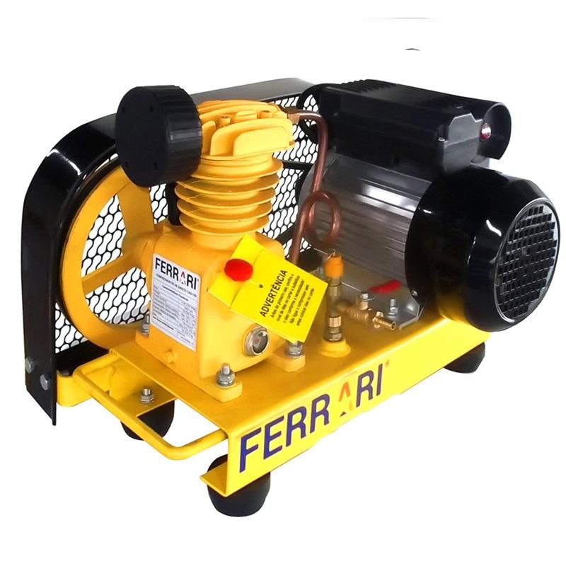 Compressor de Ar Direto CAD-100 127/220V-Ferrari