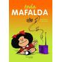 Toda Mafalda Livro Coletânea