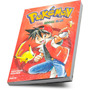 Mangá Pokémon Red Green Blue Hidenori Kusaka Volume 1