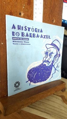 A História Do Barba-azul - Contar Em Cordel Original