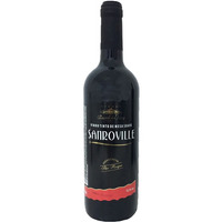 Vinho Sanroville Tinto Suave Izabel/Bordô 750ml - Quinta do Nino