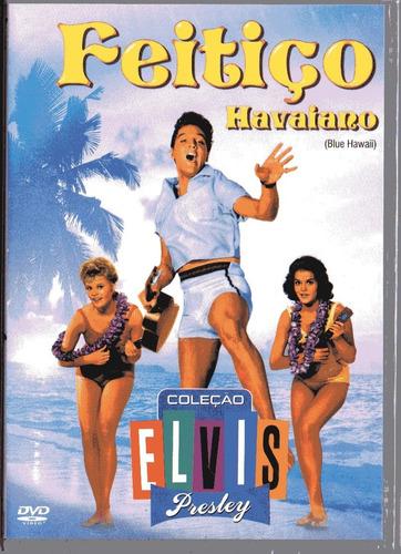 Dvd Feitiço Havaiano - Clássicos Elvis Presley - Novo