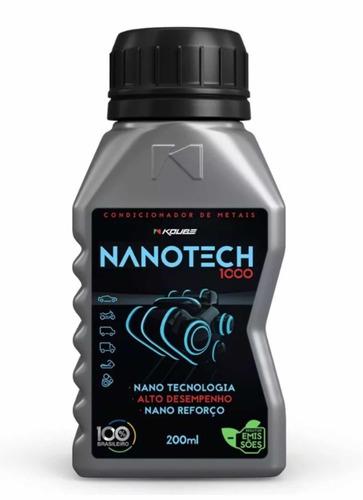 Nanotech 1000 Condicionador De Metais - Koube Original