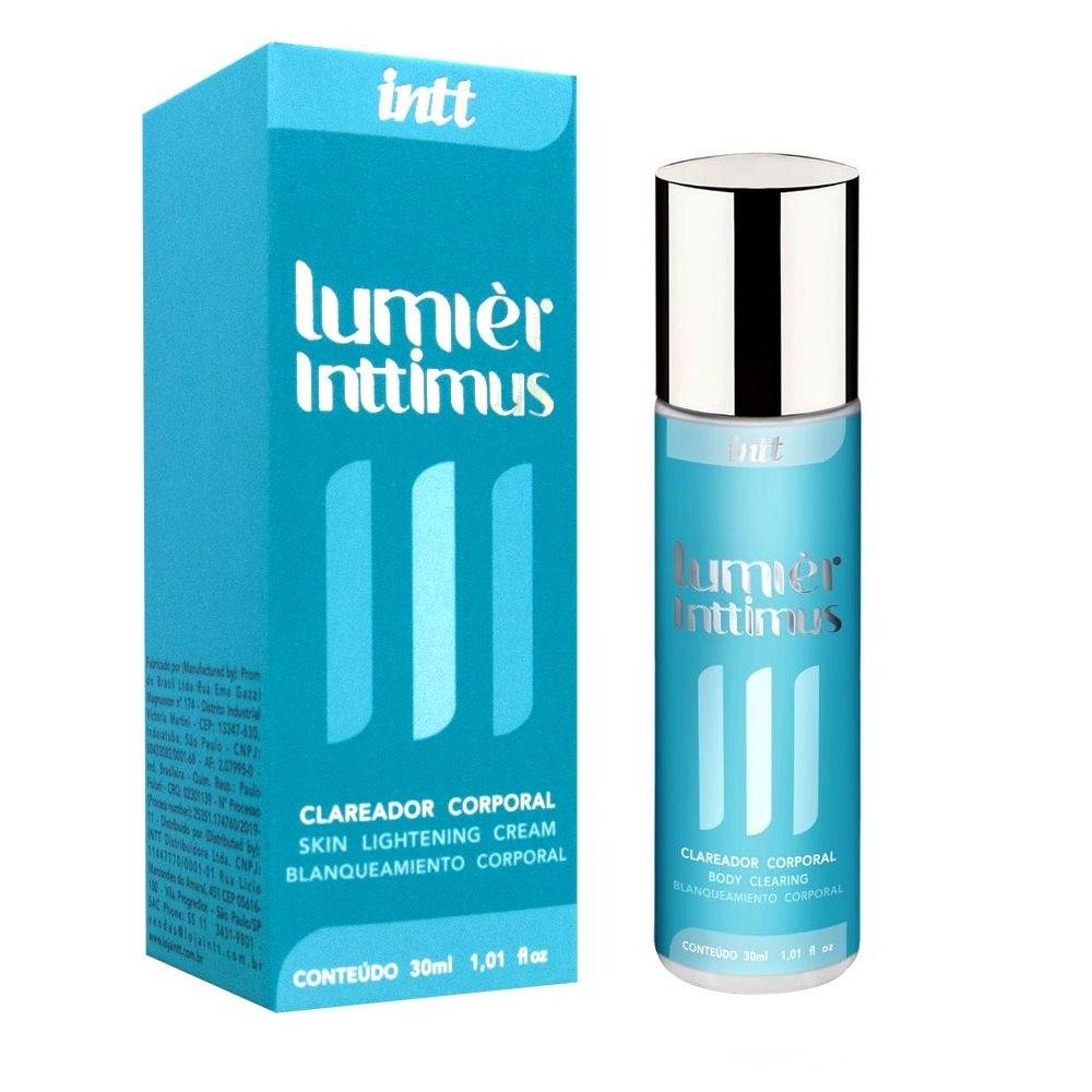 LUMIER INTTMUS CLAREADOR CORPORAL 30ML INTT FABRICANTE: I...