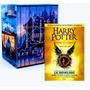 Box Coleção Harry Potter A Criança Amaldiçoada Capa Dura