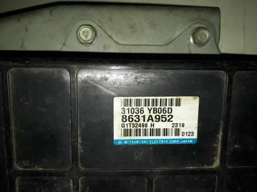 Modulo Câmbio L200 Triton 3.2 Diesel Cod 31036yb06b8632a952 Original
