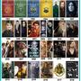 Kit 10 Marcadores Magnéticos De Página Livro Harry Potter