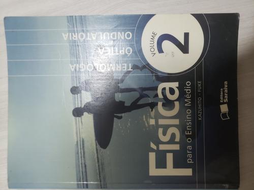 Livro Física Para O Ensino Médio Volume 2 Original